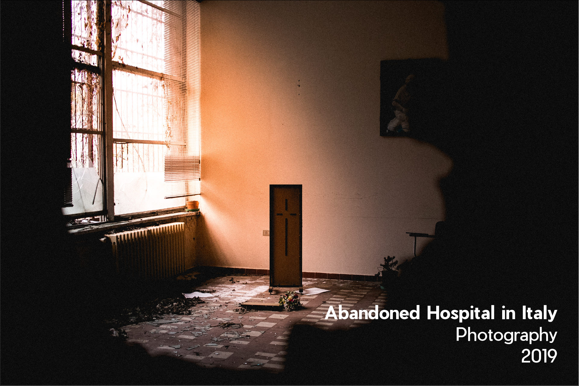 Abandoned Hospital in Lanzo
